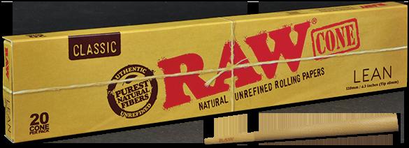 RAW Classic Lean Cone