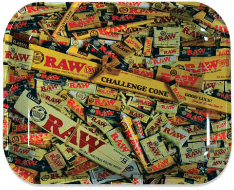 RAW Mix Rolling Tray Large
