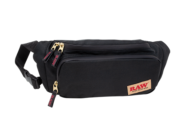 RAW x Rolling Papers Sling Bag