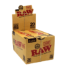RAW Single Size Cones Packaging