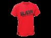 RAW Core Shirt Red