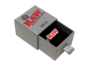 RAW Silver Smokers Ring Box