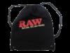 RAW Drawstring Bag Black