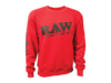 RAW Crewneck Red