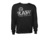 RAW Crewneck Black